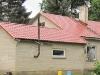 Maja kõrgemaks ehitamine + plekk katus